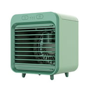 Mini Air Conditioner Cooling Artifact,3 In 1 Design,Portable, Can Be Taken Anywhere, USB Small Electric Fan Student Office Cooler