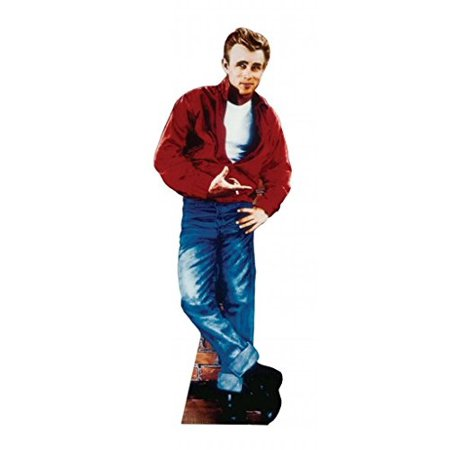 Cardboard Stand Up (James Dean - Advanced Graphics Life Size Cardboard)