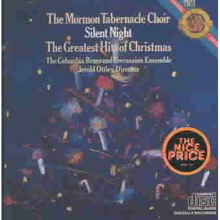 SILENT NIGHT:GREATEST HITS OF THE MOR (CD) ()