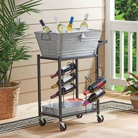 Better Homes And Gardens Beverage Cart