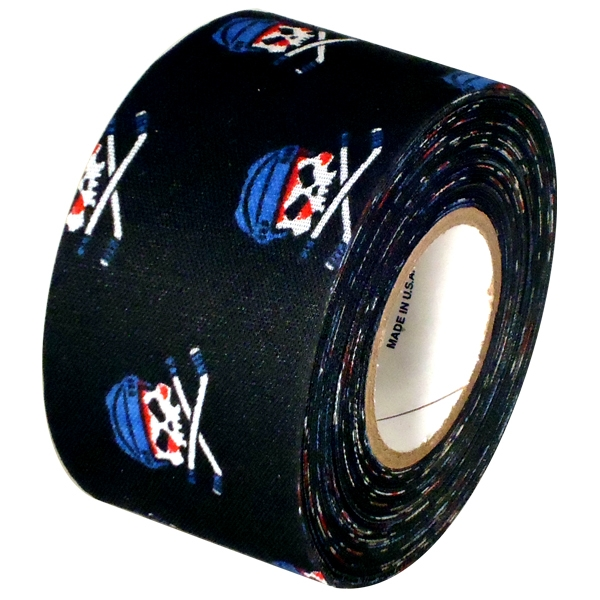 Skull Cloth Hockey Stick Tape 2 inch x 20 yards