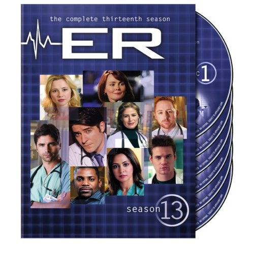 ER: The Complete Thirteenth Season (Widescreen)