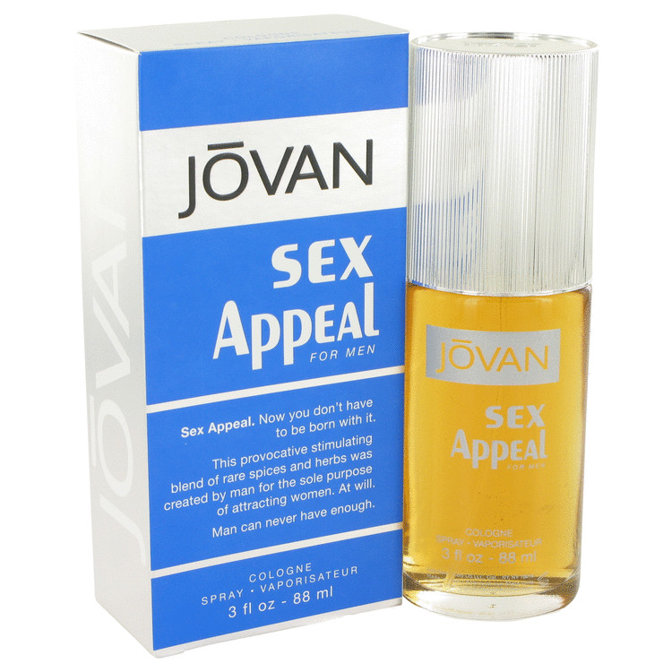 Aroma therapy for sex appeal