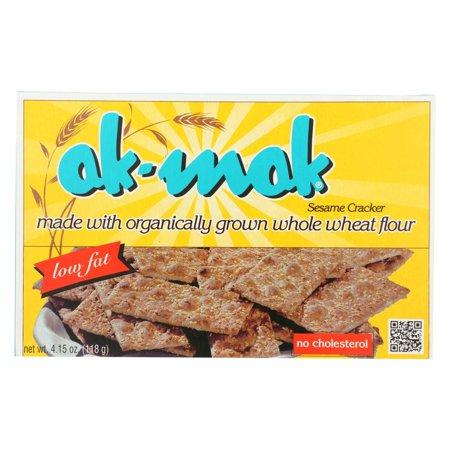 AK Mak Bakeries Armenian Bread - Sesame Crackers - 4.15 oz.