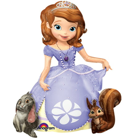 Disney Sofia the First AirWalker Balloon - Sofia The First Table Cloth