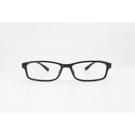 777fb5590b4 EBE unisex regular hinge TR-90 full Rim rectangle black Frames Eyeglasses  ckbhs9134 ckbhs9134 - Walmart.com