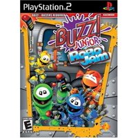 Buzz Jr Robo Jam (software only), Sony Computer Ent. of America, PlayStation 2, 711719763420