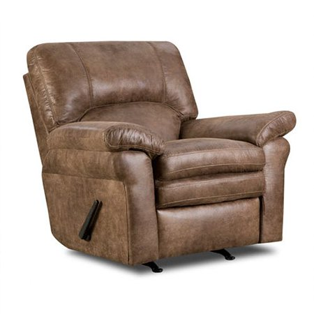 Chelsea Home Furniture Montgomery Polyester Rocker Recliner