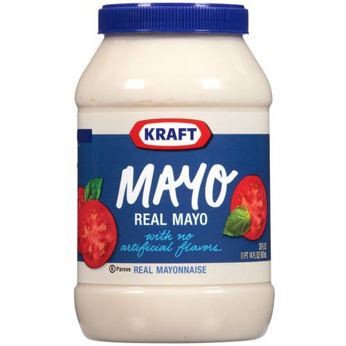 Kraft Mayo Real Mayonnaise, 30 fl oz