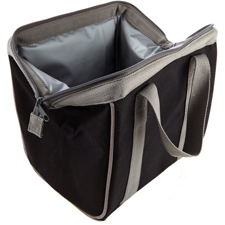 Fit And Fresh The Big Phil Insulated Lunch Carrier  Brown Cotton