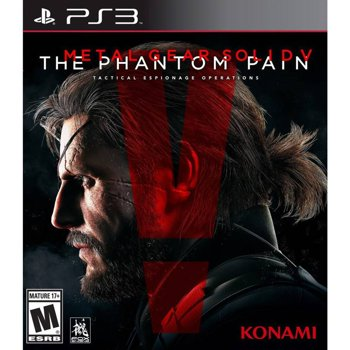 Metal Gear Solid V for PS3 Game