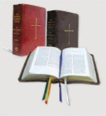The Book of Common Prayer and the Holy Bible New Revised Standard Version (Other)