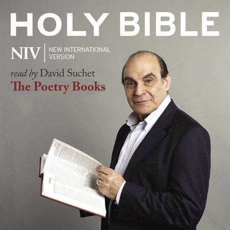 David Suchet Audio Bible - New International Version, NIV: (04) The Poetry Books - Audiobook