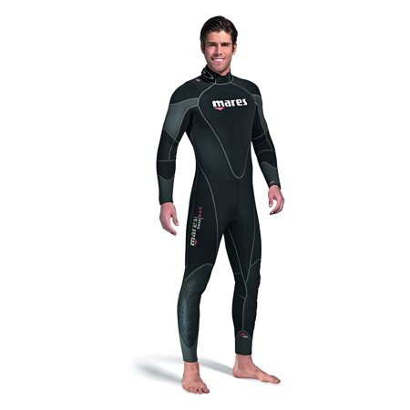 Mares Scuba (Mares FLEXA 8-6-5 Full Men's Scuba Diving Wetsuit)