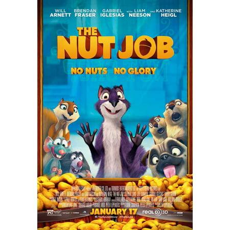 The Nut Job (2014) 11x17 Movie - Movie Trading Company Jobs