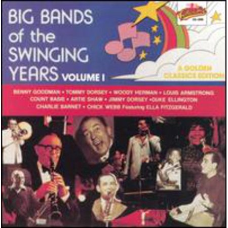 Big Bands Of The Swinging Years, Vol.1 (The Big Band Years 4 Cd Set)