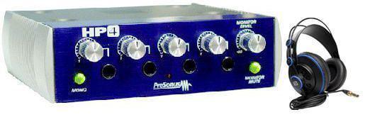 Presonus HP4 4 Channel Headphone Amplifier Amp + HD7 Studio Headphones by PreSonus