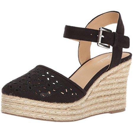 Skechers Cali Women's Turtledove Platform Sandal, Black