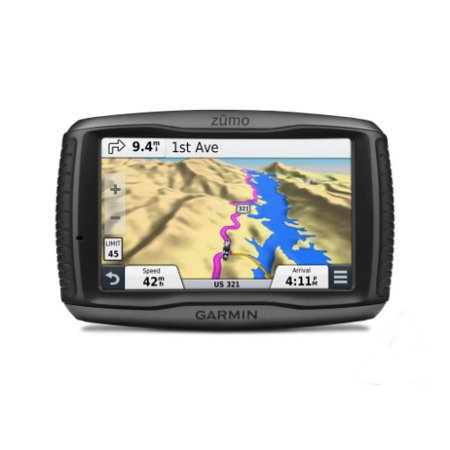 garmin 590 lm how to tell what memory is left