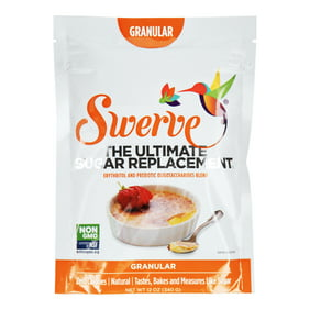 Swerve Sweetener, Granular Sugar Replacment, 12 Oz