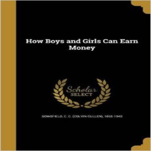 How Boys and Girls Can Earn Money