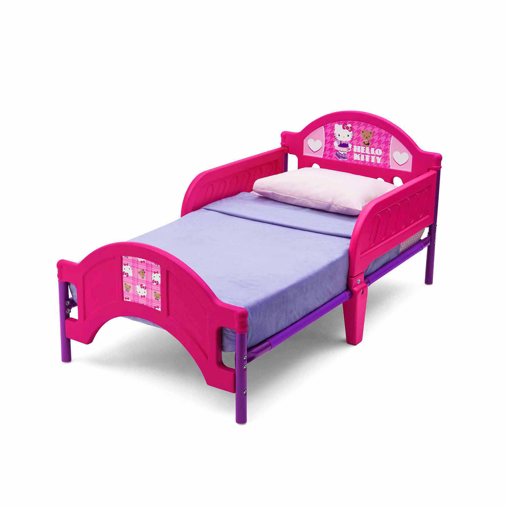 Hello Kitty Plastic Toddler Bed   Walmart.com Part 60