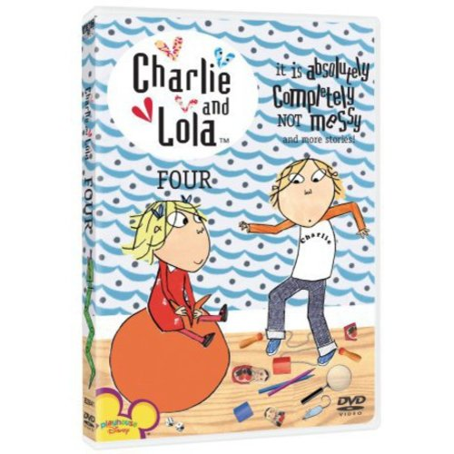 Charlie And Lola, Vol. 4: It Is Absolutely Completely Not Messy (Widescreen)