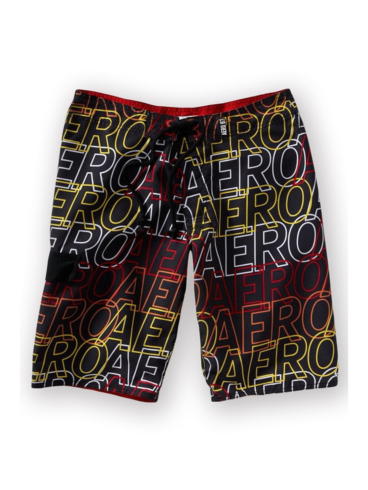 83f6a132b7 Aeropostale Mens Surf Beach Swim Bottom Board Shorts 001 28 ...