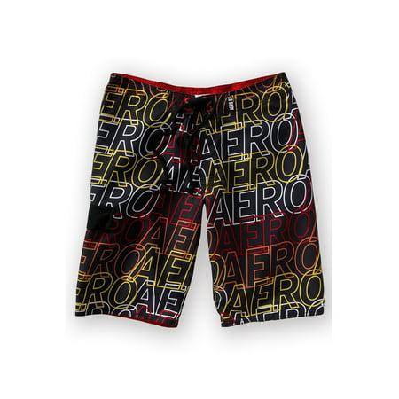 e3df47757b Aeropostale Mens Surf Beach Swim Bottom Board Shorts 001 28 - image 1 of 1  ...