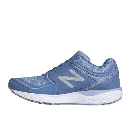 New Balance Womens Purple Running Shoe