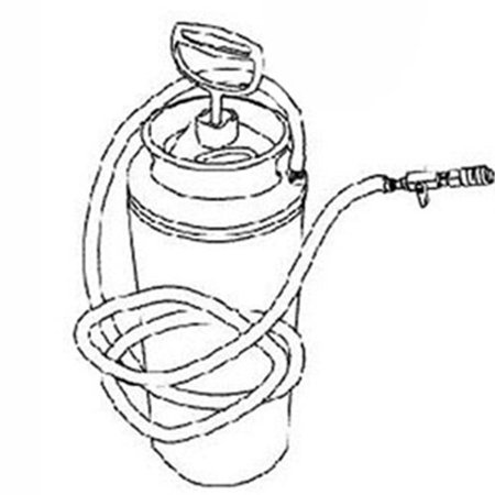 OTC Tools & Equipment  OTC-J-47912 Fuel System Primer Pump (Fuel Monitoring System)