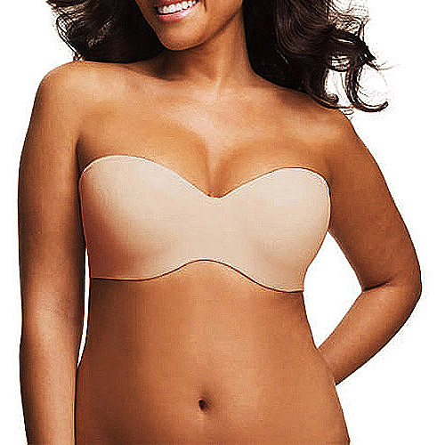 Maidenform Sweet Nothings Full Figure Convertible Strapless Bra, Style 8929