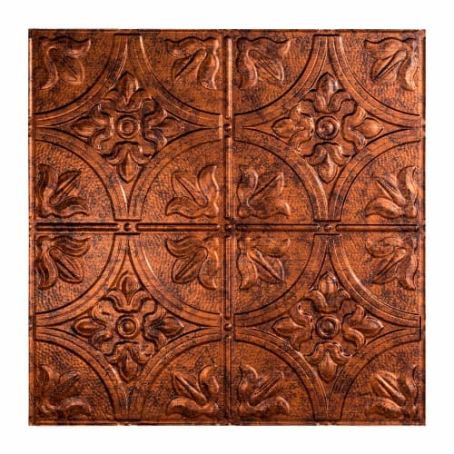 """ACP L52 Fasade - 24"""" x 24""""Vinyl Lay-In Ceiling Tile - Sold by Piece"""