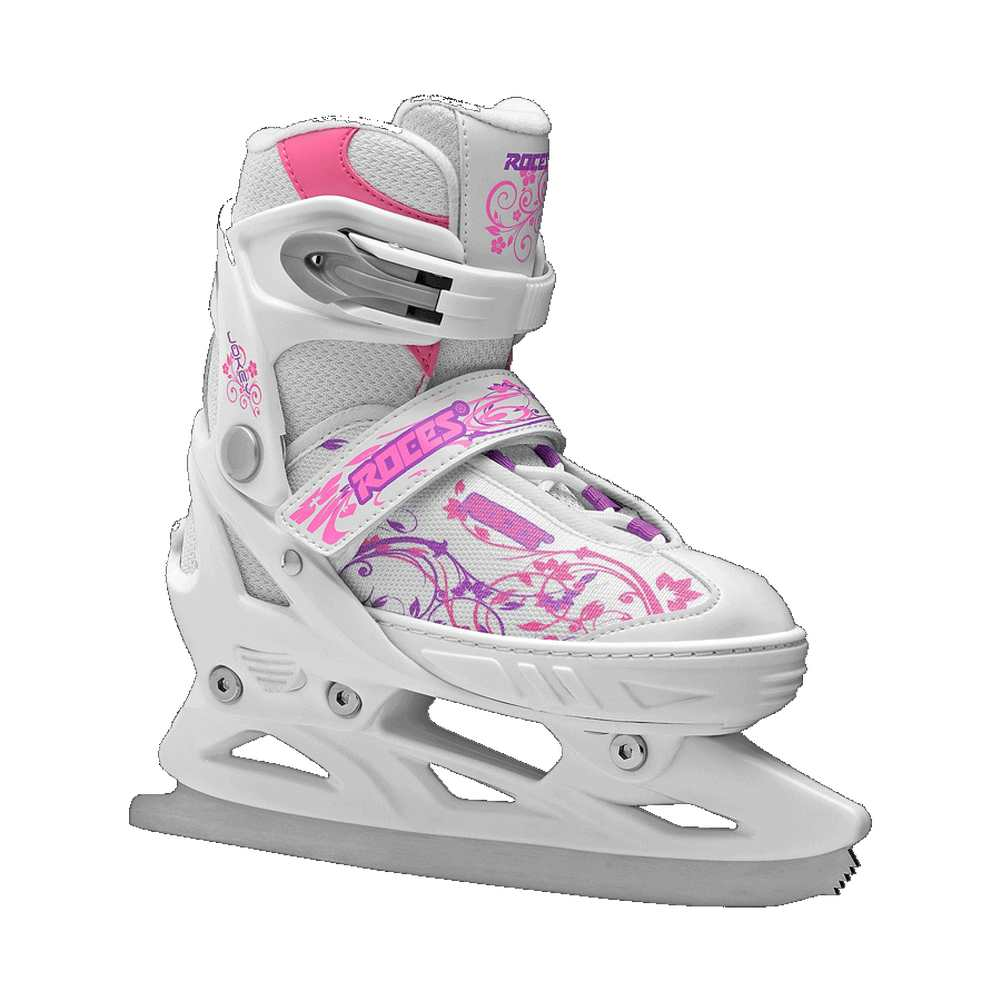 Roces Kids Adjustable Ice Skate Jokey Ice Girl 450677-00001