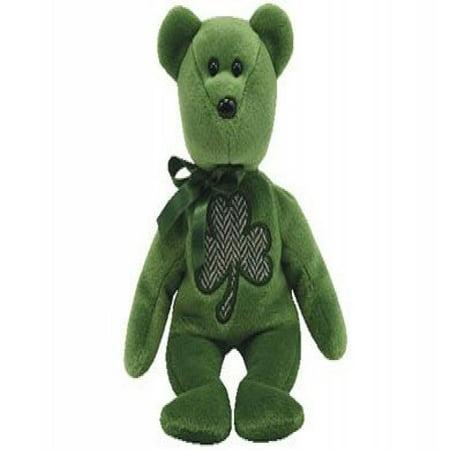 Ty Beanie Babies 2.0 Luckier: St. Patrick's Day bear