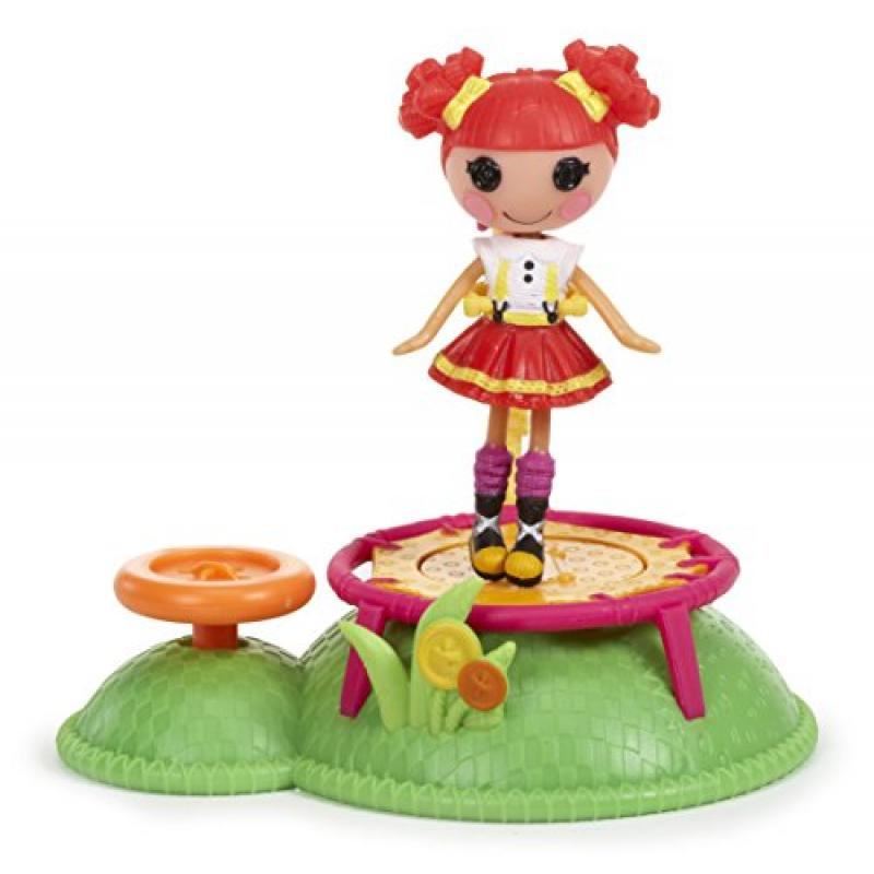 MGA Entertainment Mini Lalaloopsy Doll Ready, Set...Play-...