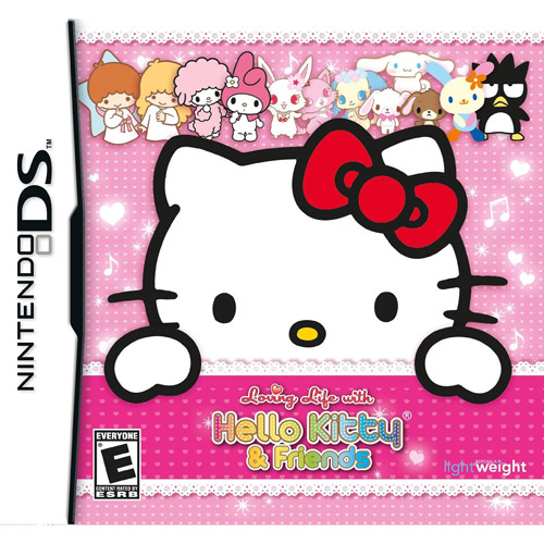 Loving Life with Hello Kitty and Friends (DS)