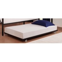 DHP Universal Daybed Trundle Metal Frame, Multiple Colors