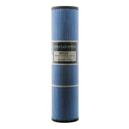 Rainbow Aura Quartz - AURA GB Rainbow Universal Filter 75sf C-4975