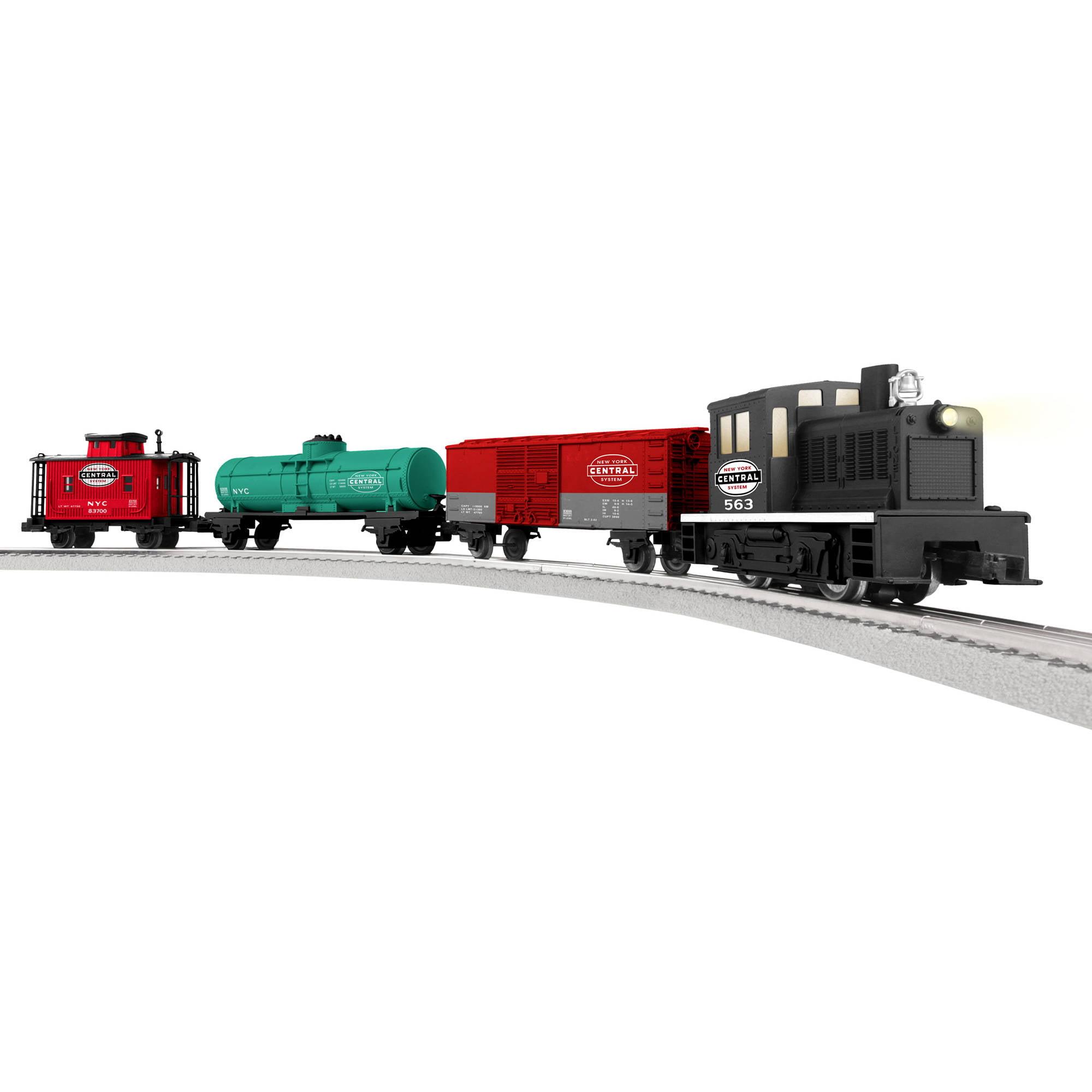 Lionel Trains Junction New York City Pacemaker Diesel Remote Control Train Set by Lionel, LLC