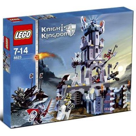 LEGO Knight's Kingdom Mistlands Tower Play Set (Lego Knights Kingdom Santis)