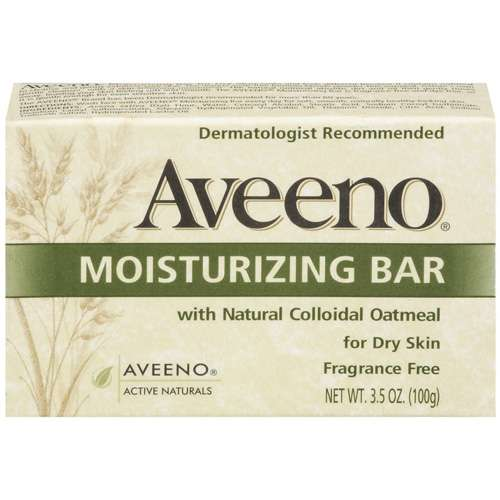 Aveeno Moisturizing Facial Bar, 3.5 oz