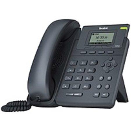 Tonal Lines - Refurbished Yealink SIP-T19P E2 IP Phone - Desktop, Wall Mountable - 1 x Total Line - VoIP - Caller ID - Speakerphone - 2 x Network (RJ-45) - PoE Ports - SIP, SIP v2, STUN, NAT, DHCP, SNTP, UDP,