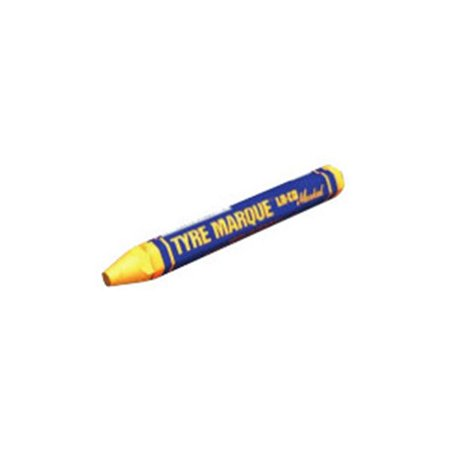 Markal 434-51420 0.5 x 4.62 in. Tyre Marque Rubber Marking Crayons, (Rubber Marking Crayons)