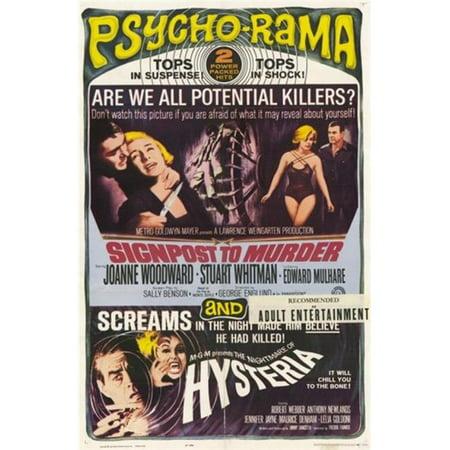 Posterazzi MOVEF6421 Hysteria Movie Poster - 27 x 40 in. - image 1 de 1