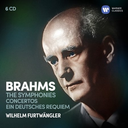Brahms: The Symphonies, Ein Deutsches Requiem