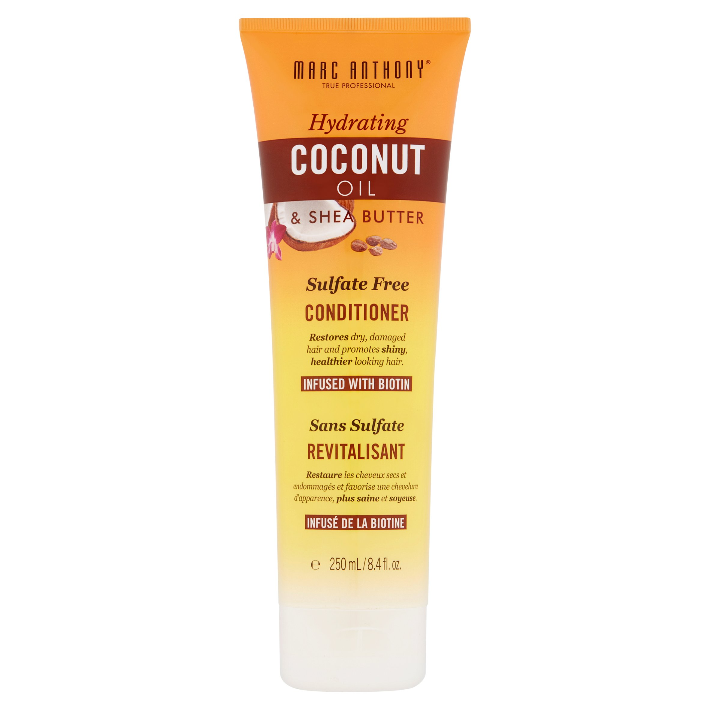 Marc Anthony Hydrating Coconut Oil & Shea Butter Conditioner, 8.4 fl oz