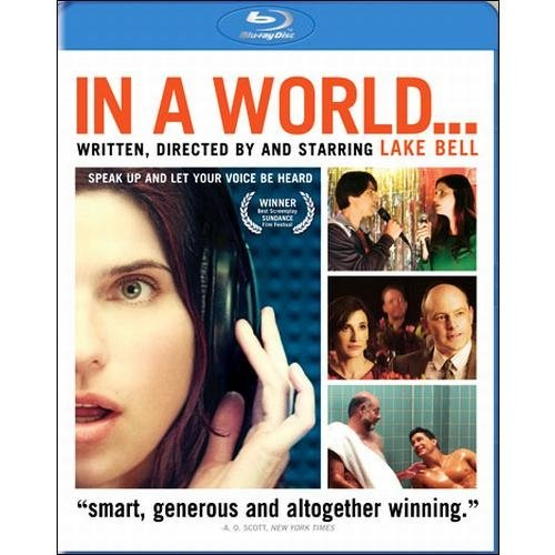 In A World (Blu-ray) (Widescreen)