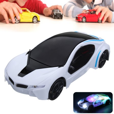 Box Toy (Funny Flashing Music Racing Car Electric Automatic Toy Birthday Gift for Boy Kid )