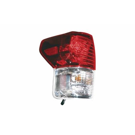 Replacement Driver Side Tail Light For 2010 Toyota Tundra 815600C090  TO2800183